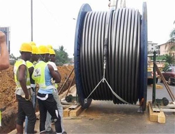电线电缆施工案例